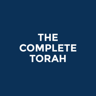 The Complete Torah